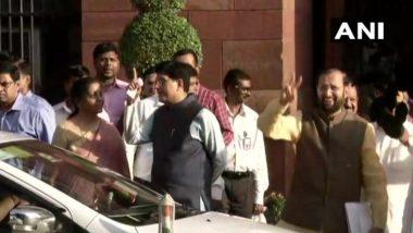 Union Cabinet Passes Resolution to Dissolve 16th Lok Sabha