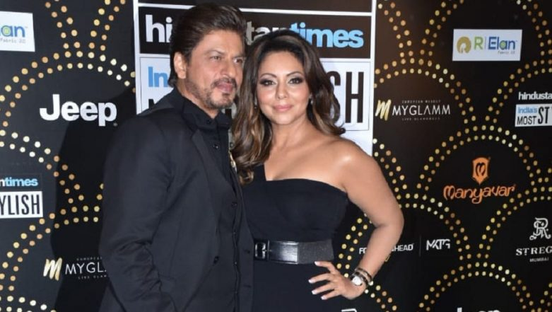 Shah Rukh Khan and Gauri Khan's New Advertisement Together is Super Adorable and Full of Love (Watch Video)