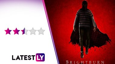 Brightburn Trailer – Latest News Information updated on May