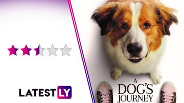 A Dog's Journey Movie Review: A Sappy, Melodramatic Yarn for Dog Lovers