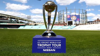 ICC Cricket World Cup 2019 Warm-Up Schedule