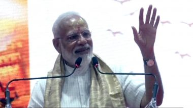 Narendra Modi Thanks BJP Workers In Varanasi For Landslide Win, Says He Will Always Be A BJP Worker