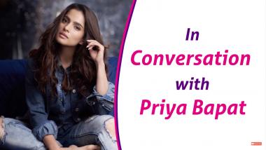 City of Dreams: Priya Bapat Talks About Her Character Purnima Gaikwad!