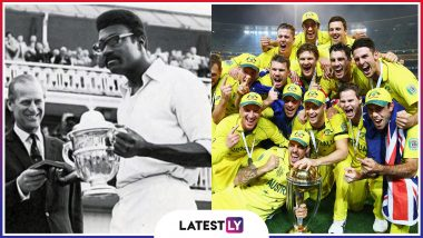 Cricket World Cup History: All You Need To Know About 11 Editions of CWC From 1975 to 2015