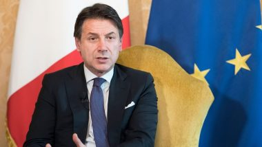 Italy to Prioritise Climate, Carbon Neutrality During Its G-20 Presidency in 2021, Says Italian PM Giuseppe Conte