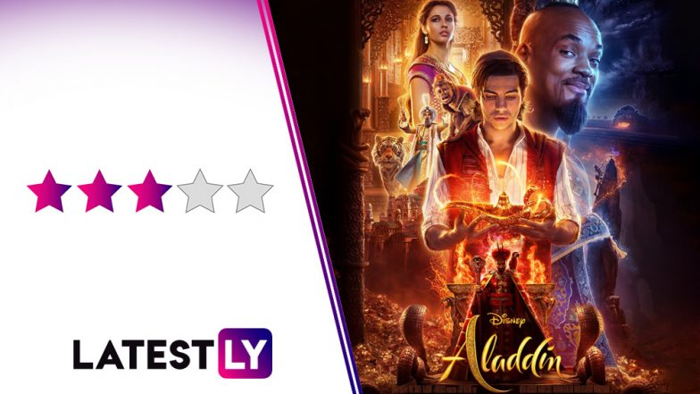 Aladdin Movie Review: Guy Ritchie's Direction Takes A 'Riff Raff' Approach Towards The New Prince Of Ababwa But Will Smith As Genie Is A Compelling Swagster!