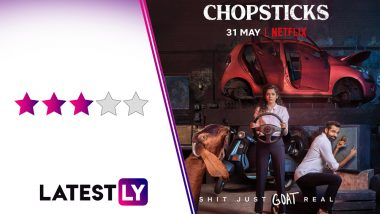 Chopsticks Movie Review: Watch This Slice-of-Life Comedy From Netflix for Mithila Palkar's Believable Act With Fine Support From Abhay Deol