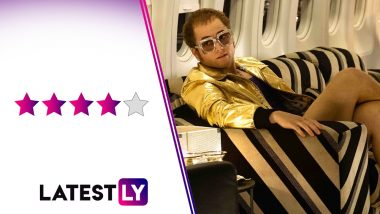 Rocketman Movie Review: Taron Egerton with Elton John's Flashy Pizzazz Makes This Biopic Ultra Extravagant!