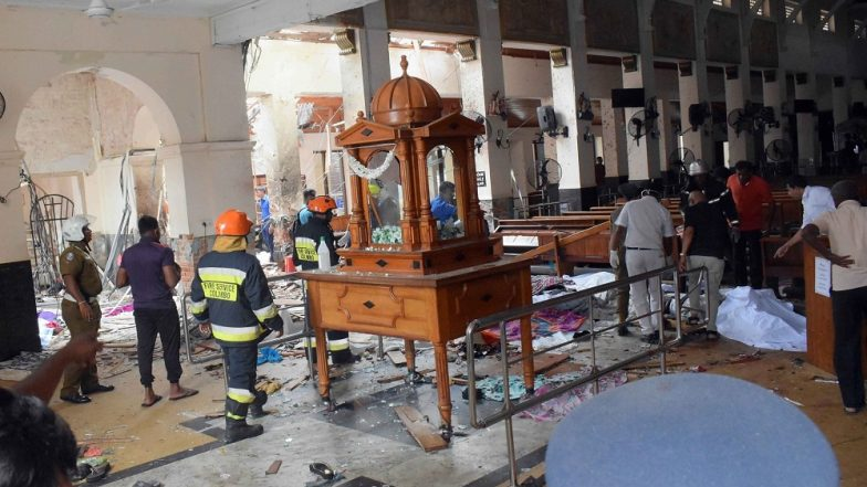 Sri Lanka Blasts: Catholics Hold First Sunday Mass Post Easter Blasts in Colombo