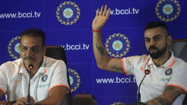 Virat Kohli Press Conference Scheduled on July 29 Before Leaving for West Indies Tour