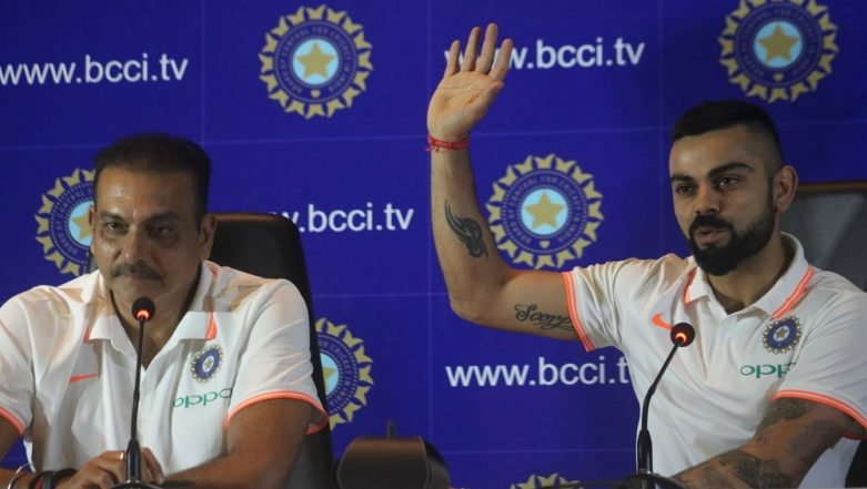 ICC Cricket World Cup 2019: We Have Got All Bases Covered for the Tournament, Says Ravi Shastri