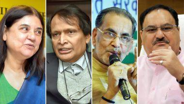 Maneka Gandhi, Suresh Prabhu, Radha Mohan Singh, JP Nadda Not Included in Narendra Modi Cabinet
