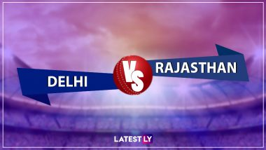 DC vs RR, IPL 2019 Live Cricket Streaming: Watch Free Telecast of Delhi Capitals vs Rajasthan Royals on Star Sports and Hotstar Online