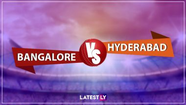 RCB vs SRH, IPL 2019 Live Cricket Streaming: Watch Free Telecast of Royal Challengers Bangalore vs Sunrisers Hyderabad on Star Sports and Hotstar Online