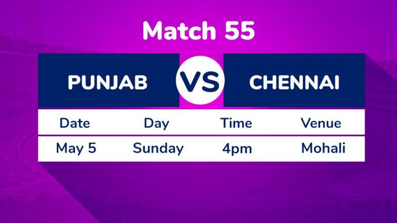 KXIP vs CSK, IPL 2019 Match 55 Preview: Chennai Super Kings Aim to Cement Top Spot Against Kings XI Punjab