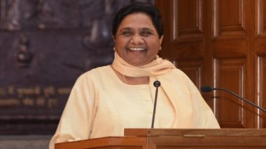 Karnataka Political Crisis: Mayawati Asks Lone BSP MLA N Mahesh to Extend Support to HD Kumaraswamy During Floor Test