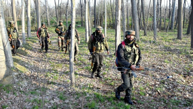 Jammu and Kashmir: Three Terrorists Gunned Down by Security Forces in Pulwama Encounter
