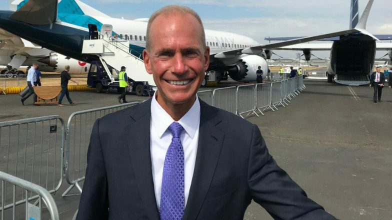 Boeing Names J Michael Luttig as Legal Adviser to Handle 737 MAX Lawsuits