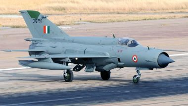 IAF Chief BS Dhanoa Flies Oldest Mig -21 Model, Visits Sulur Air Base in Tamil Nadu