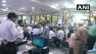 Lok Sabha Elections 2019 Results: Counting of Votes Begins for 542 Lok Sabha Constituencies