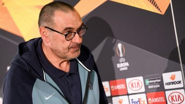 Juventus May Send U-23 Players for Final 2019-2020 Serie A Match, Says Manager Maurizio Sarri After Cagliari Defeat