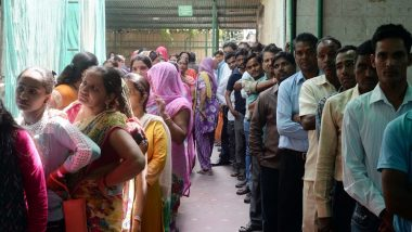 Haryana Assembly Elections 2019: Stone Pelting Reported From Nuh Constituency During Polling