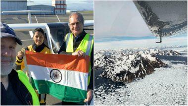 Pilot Aarohi Pandit From Mumbai Becomes World's 1st to Cross Atlantic Ocean in Light Sports Aircraft