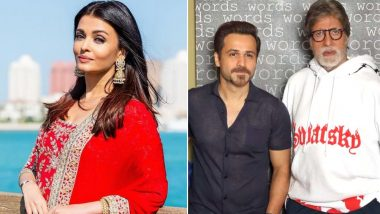 Aishwarya Rai is In No Mood To Forgive Emraan Hashmi's 'Plastic' Comment, Actress Miffed With Amitabh Bachchan For Working With Him? (Watch KWK Video)