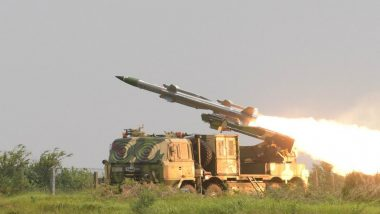 DRDO Successfully Test Akash-1S Surface to Air Defence Missile