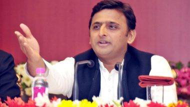 'Women Not Safe Under BJP Rule': Akhilesh Yadav Slams Centre as Outrage Over Hyderabad Rape-Murder Case Grows