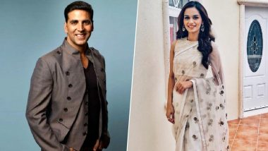 Akshay Kumar's Prithviraj Chauhan Biopic to Star Manushi Chillar; Former Miss World to Make Bollywood Debut as Leading Lady