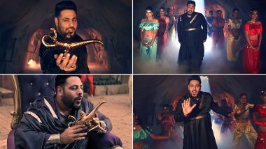 Aladdin Song Sab Sahi Hai Bro: Badshah Croons a Fun Track on Friendship for the Disney Film (Watch Video)