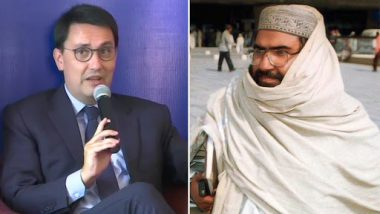 Masood Azhar Blacklisted: 'Good News for Global Community and India', Says French Envoy Alexandre Ziegler