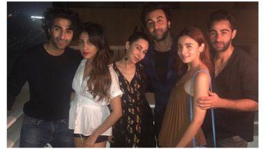 Alia Bhatt Is Legit The New Member of Kapoor Family, Thanks To Her Boyfriend Ranbir-View Pic