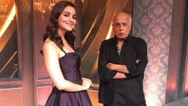 Sadak 2: Mahesh Bhatt's Directorial Starring Alia Bhatt to Release on This Date!