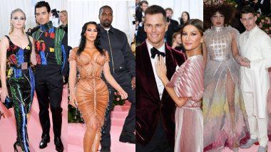 Priyanka Chopra - Nick Jonas, Jennifer Lopez - Alex Rodriguez, Sophie Turner - Joe Jonas: Here Are All The Couples Who Attended Met Gala 2019