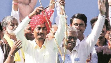 Alpesh Thakor Meets Gujarat Deputy CM Nitin Patel, Sparks Speculation of Joining BJP