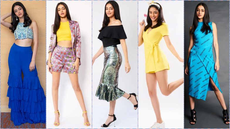 16 Times Ananya Panday Aka Shreya From Student of the Year 2 Floored Us With Her Superb Fashion Choices!