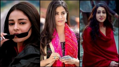 Ananya Panday, Janhvi Kapoor or Sara Ali Khan: Check Out Which Female Star Kid Won the First Day Box Office Collection Race