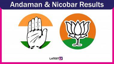 Andaman and Nicobar General Elections Results 2019 Live News Update: Congress' Kuldeep Rai Sharma Wins by 1407 Votes