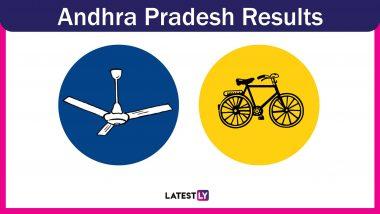Andhra Pradesh Election Results 2019: YSRCP Wins 22 Lok Sabha Seats, TDP Retains 3