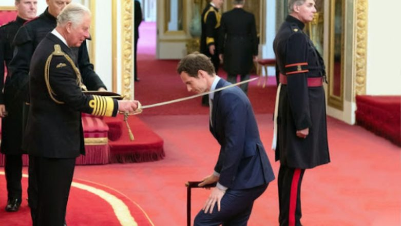 Welcome Sir Andy Murray! Tennis Star Receives Knighthood Two Years After He Was Honoured by Queen Elizabeth II