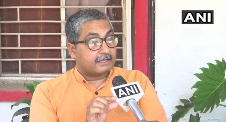 BJP Sacks Anil Saumitra, MP Media Cell Chief, For Calling Mahatma Gandhi 'Father of Pakistan'