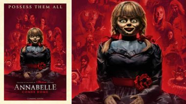 Annabelle Comes Home to Hit the Indian Screens on June 28