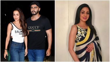 Arjun Kapoor Shuts Down a Troll Accusing Him of 'Hating' Sridevi and Saying Distasteful Things About His Relationship With Malaika Arora - Read Tweet!