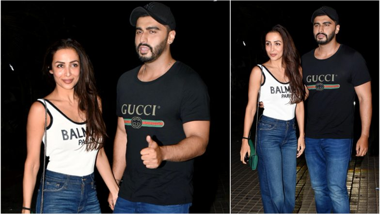 Arjun Kapoor and Malaika Arora Turn Up Hand-In-Hand at India's Most Wanted Special Screening and We Can't Stop Gushing Over Them - See Pics!