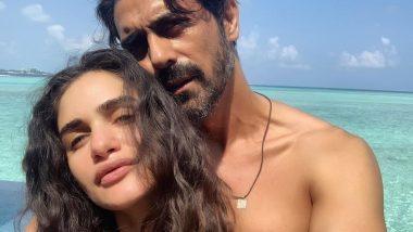 Arjun Rampal-Gabriella Demetriades Go on Babymoon in Maldives Before Welcoming Their Little Bundle of Joy! See Pics