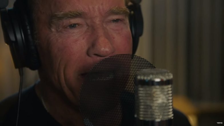Arnold Schwarzenegger Makes His Stupendous Rap Debut In A ...