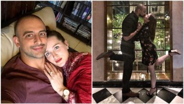 Arunoday Singh and LeeAnna Elton Headed Towards a Divorce, Here Are Some Cute Pictures of The Couple in their Happy Times