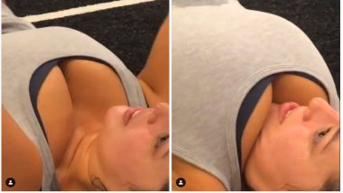 Ashley Graham Will Show You How to Perfectly Nail the Big Boob Workout and It's Hilarious!